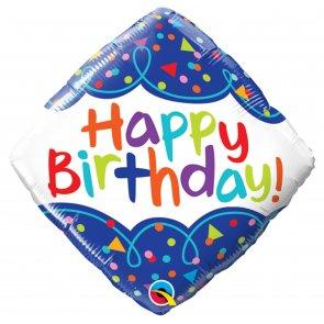 Globo Cumpleaños Romo