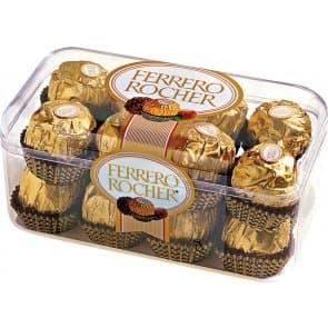 Caja de 16 Ferreros